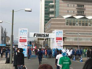 静岡マラソン。。