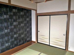 イデキョウホーム リフォーム 施工事例 和室