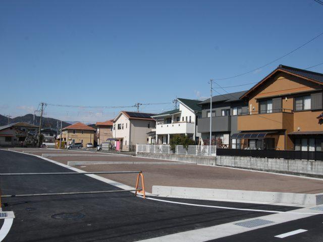富士市松岡-竪堀駅前分譲地-