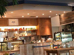オシャレで人気のカフェ