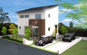 新モデルハウスオープン