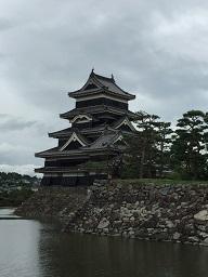 上高地~松本市の旅⑤