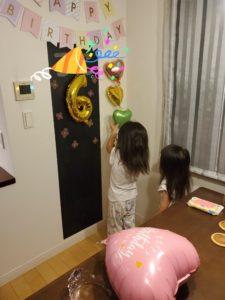誕生日パート2