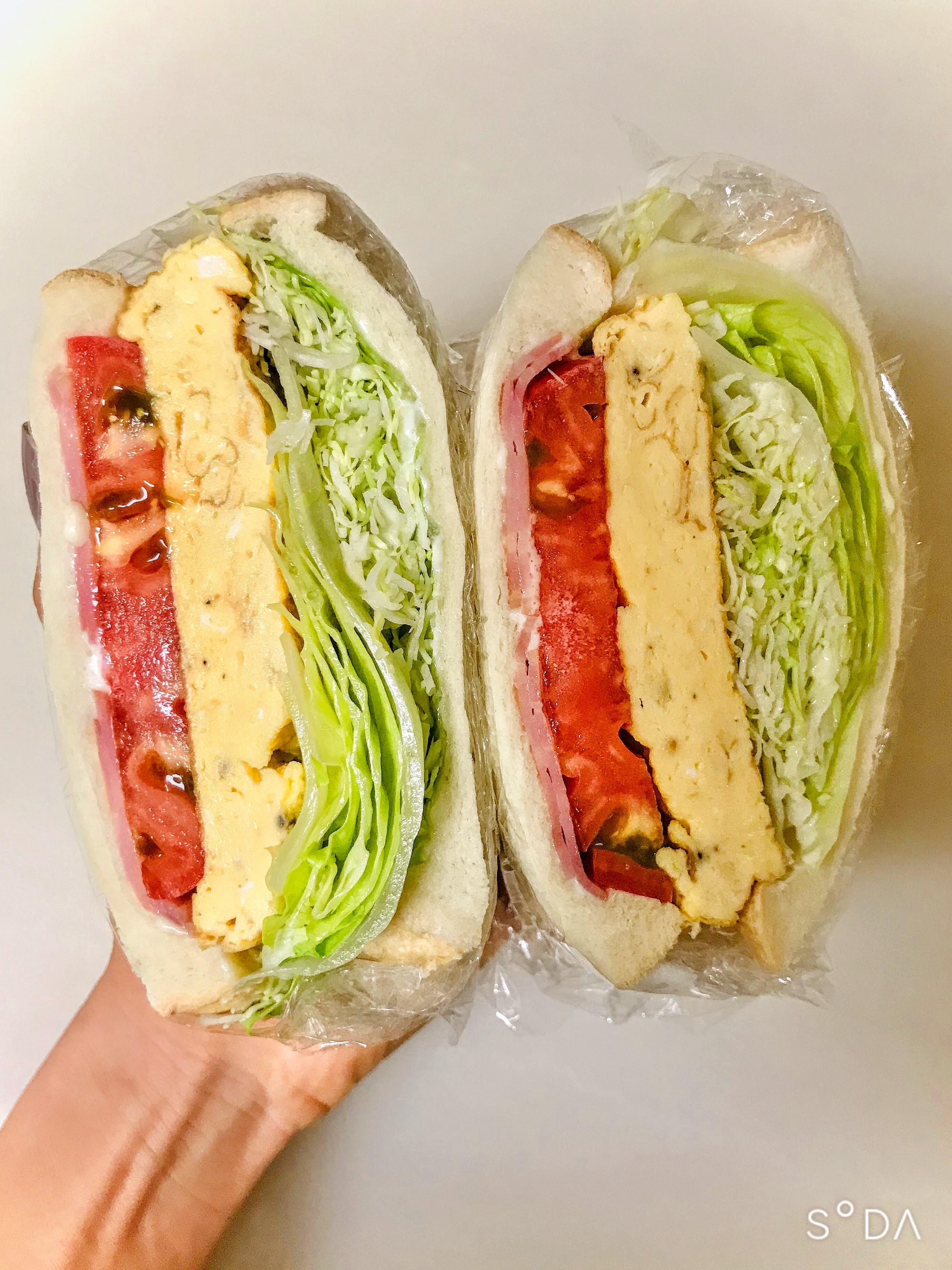 サンドイッチブーム再来
