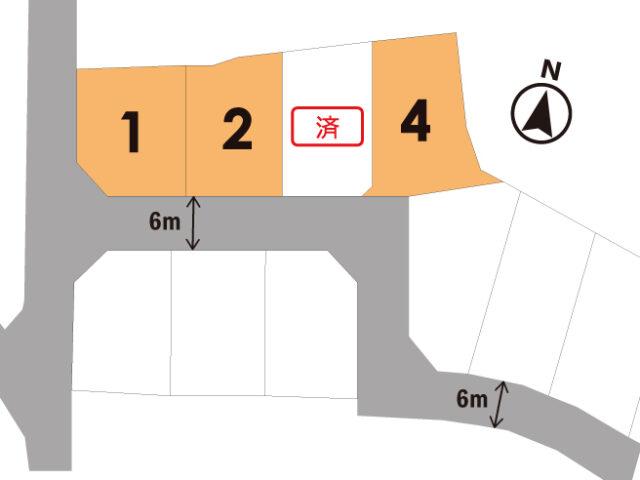富士市松本分譲地-人気の富士中央小学校区-