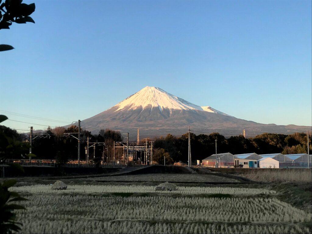 男前富士山