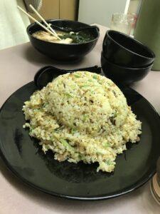 ガッツリ炒飯